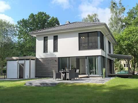 Musterhaus - Innovationshaus Berlin - Außenansicht