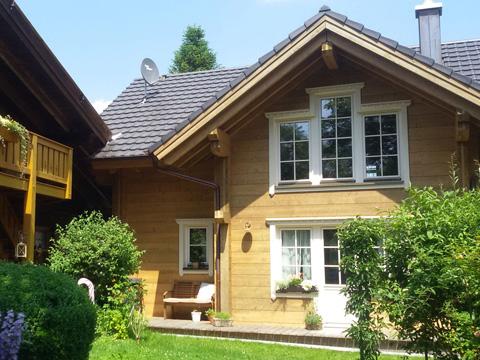Tiffani-Haus TBL200 - Außenansicht