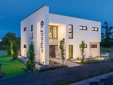 Musterhaus Osnabrück - Aussenansicht