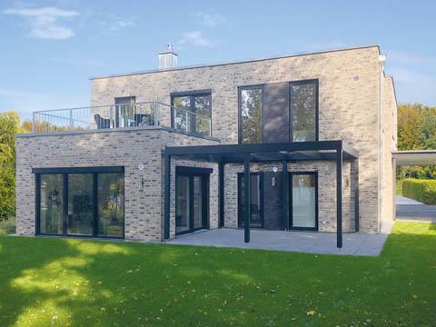 Musterhaus Silkeborg - Außenansicht