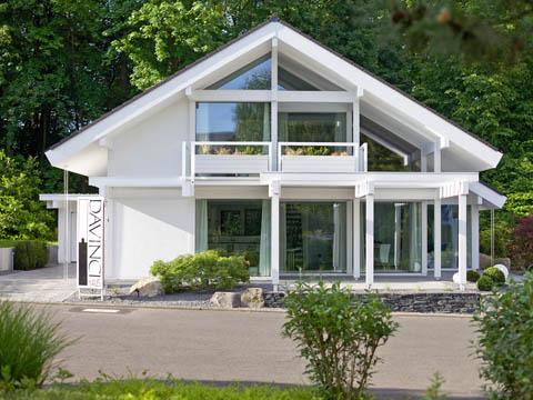 Musterhaus Bad Vilbel - Außenansicht