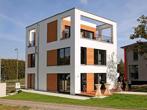 Stadtvilla BH 205 - Aussenansicht
