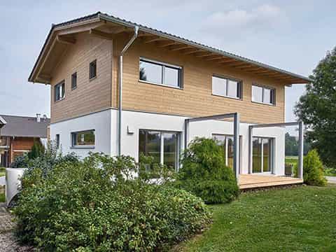 Referenzhaus Casa Vita - Aussenansicht