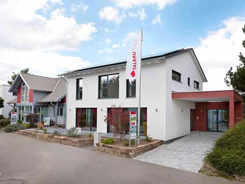 Musterhaus Stuttgart-Fellbach - Aussenansicht